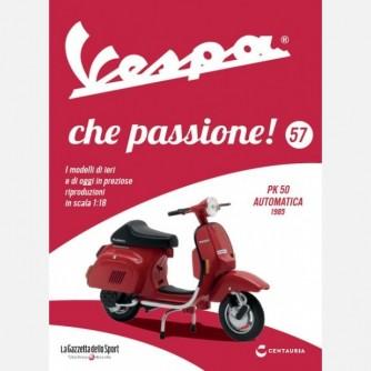 Vespa che passione! PK 50 Automatica 1985