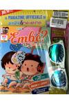 Embe'? Magazine Con Gadget - N° 1 - Embe'? Magazine Allegati Occhiali Da Sole - Panini Extra Iniziative Panini Comics