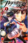 Agente 008 - N° 1 - Agente 008 - Manga Drive Panini Comics