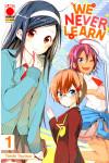 We Never Learn - N° 1 - We Never Learn - Manga Mega Panini Comics