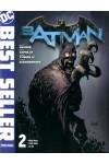Dc Best Seller - N° 2 - Batman Di Scott Snyder & Greg Capullo 2 - Panini Comics