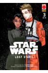 Star Wars Lost Stars (M3) - N° 3 - Manga Sound 42 - Panini Comics