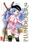 Plunderer - N° 2 - Manga Saga 48 - Panini Comics
