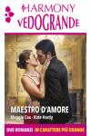 Harmony Harmony Vedogrande - Maestro d'amore Di Maggie Cox, Kate Hardy