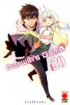 Darwin'S Game - N° 20 - Manga Extra 56 - Panini Comics