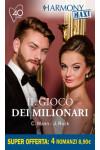 Harmony MAXI - Il gioco dei milionari Di Catherine Mann, Joanne Rock
