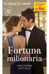 Harmony Promo - Fortuna milionaria Di Jane Porter, Lucy Ellis