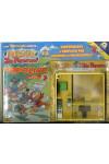 Topolino Libretto Con Allegati - N° 3409 - Gadget Da Collezione 3 Di 4 - Supertopolino Panini Comics