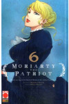 Moriarty The Patriot - N° 6 - Manga Storie Nuova Serie 80 - Panini Comics
