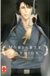 Moriarty The Patriot - N° 7 - Manga Storie Nuova Serie 81 - Panini Comics
