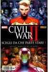 Marvel Crossover - N° 90 - Civil War Ii: Scegli Da Che Parte Stare 1 - Marvel Italia