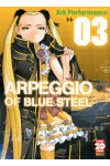 Arpeggio Of Blue Steel - N° 3 - Arpeggio Of Blue Steel - Manga Mix Planet Manga