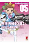Arpeggio Of Blue Steel - N° 5 - Arpeggio Of Blue Steel - Manga Mix Planet Manga