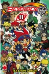 Beyblade - N° 11 - Manga Blade 11 - Planet Manga