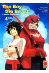Boy And The Beast (M4) - N° 4 - L'Allievo Del Demone - Manga Storie Nuova Serie Planet Manga