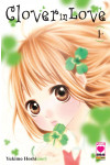 Clover In Love - N° 1 - Clover In Love (M4) - Planet Pink Planet Manga