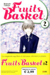 Fruits Basket - N° 2 - Fruits Basket - Manga Kiss Planet Manga