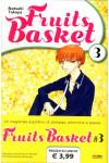 Fruits Basket - N° 3 - Fruits Basket - Manga Kiss Planet Manga