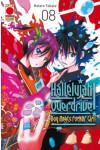 Hallelujah Overdrive - N° 8 - Hallelujah Overdrive - Collana Japan Planet Manga