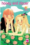 Honey And Clover - N° 6 - Honey And Clover 6 (M10) - Manga Love Planet Manga