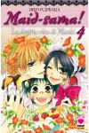 Maid-Sama! - N° 4 - La Doppia Vita Misaki (M18) - Manga Kiss Planet Manga