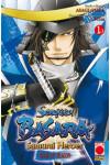 Sengoku Basara - N° 1 - Samurai Heroes - Manga One Planet Manga