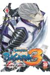 Sengoku Basara 3 - N° 4 - Bloody Angel - Manga One Planet Manga