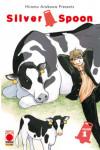 Silver Spoon - N° 1 - Silver Spoon - Manga Life Planet Manga