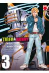 Tiger & Bunny - N° 3 - Tiger & Bunny - Manga Hero Planet Manga