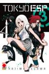 Tokyo Esp - N° 3 - Tokyo Esp (M15) - Manga Universe Planet Manga