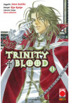 Trinity Blood - N° 11 - Trinity Blood - Collana Japan Planet Manga