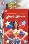 Wonder Woman '77 (Dvd+Fumetto) - N° 19 - Wonder Woman '77 - Rw Lion