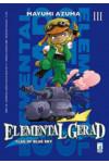 Elemental Gerad Flag Blue Sky - N° 3 - Elemental Gerad Flag Blue Sky - Zero Star Comics