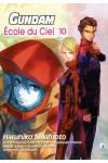 Gundam Ecole Du Ciel - N° 10 - Gundam Ecole Du Ciel - Gundam Universe Star Comics