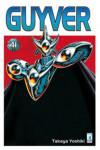 Guyver - N° 41 - Guyver 41 - Storie Di Kappa Star Comics