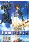 Kamikaze - N° 9 - Kamikaze 9 (M9) - Action Star Comics