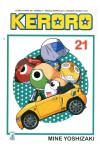 Keroro - N° 21 - Keroro 21 - Storie Di Kappa Star Comics