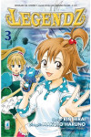 Legendz - N° 3 - Neverland 199 - Neverland Star Comics