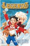 Legendz - N° 4 - Legendz (M4) - Neverland Star Comics