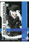 Monochrome Factor - N° 2 - Monochrome Factor 2 - Action Star Comics