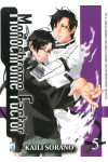 Monochrome Factor - N° 5 - Monochrome Factor 5 - Action Star Comics