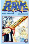 Rave - N° 2 - Rave 2 - Rave Groove Adventure Star Comics