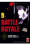 Battle Royale - N° 9 - Battle Royale (M15) - Capolavori Manga Planet Manga