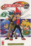 Beyblade - N° 3 - Manga Blade 3 - Planet Manga
