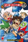 Beyblade - N° 9 - Manga Blade 9 - Planet Manga