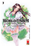World Of The S&M; - N° 3 - World Of S & M 3 - Manga Top Planet Manga