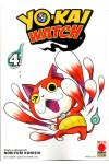 Yo-Kai Watch - N° 4 - Yo-Kai Watch - Monsters Planet Manga