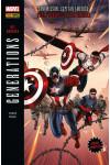 Generations - N° 10 - Capitan America & Capitan America - Gli America - Marvel Italia