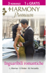 Harmony Premium - Inguaribili romantiche Di Lucy Monroe, Victoria Parker, Marie Ferrarella