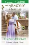 Harmony Premium - Il sapore dell'amore Di Raye Morgan, Barbara Hannay, Fiona Harper